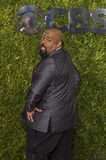 James Monroe Iglehart en Tony Awards 2015 Imagenes de archivo