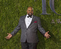 James Monroe Iglehart at the 2015 Tony Awards Stock Images