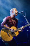 James Morrison singing Royalty Free Stock Photography