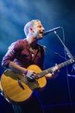 James Morrison sjunga Royaltyfri Fotografi