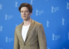 James Norton poses at the `Mr. Jones. ` photocall during the 69th Berlinale International Film Festival Berlin at Grand Hyatt Hotel on February 10, 2019 in stock images
