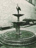 James płochy fontanna Zdjęcia Royalty Free