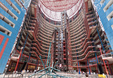 The James R. Thompson Center Chicago Stock Photography