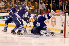 James Reimer Toronto Maple Leafs Stock Image