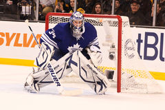 James Reimer Toronto Maple Leafs Stock Photos