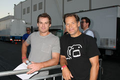James Remar, Michael C. Hall Stock Images