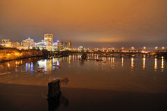 James River Immagine Stock Libera da Diritti