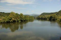 James River Zdjęcia Stock
