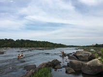 James River Zdjęcie Royalty Free