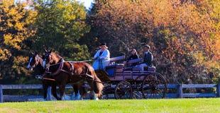James River Driving Association händelse i Staunton Va Fotografering för Bildbyråer