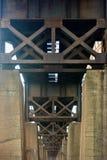 James River Park Pipeline Walkway Fotografía de archivo