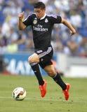 James Rodriguez της Real Madrid Στοκ Εικόνες