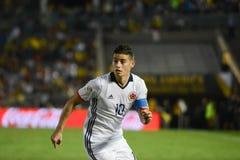 James Rodriguez podczas Copa Ameryka Centenario i Obrazy Stock