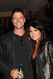James Scott, Nadia Bjorlin Royalty Free Stock Photography