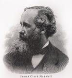 James-Sekretärin Maxwell Lizenzfreie Stockbilder