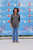 James Senese στο φεστιβάλ 2016 ταινιών Giffoni στοκ φωτογραφία με δικαίωμα ελεύθερης χρήσης