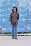 James Senese en el festival de cine 2016 de Giffoni Foto de archivo libre de regalías