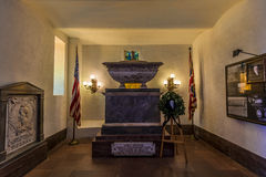 James Smithson Crypt Stock Images