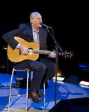 James Taylor in Concert Royalty Free Stock Photos