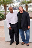 James Toback, Mike Tyson Stock Photos