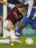 James Tomkins of West Ham United Stock Photo