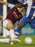 James Tomkins of West Ham United Stock Photo