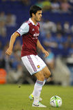 James Tomkins of West Ham United Stock Photos