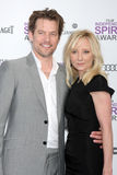 James Tupper, Anne Heche Stock Photo