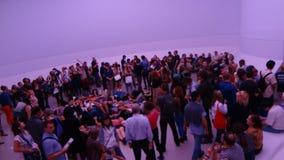 James Turrell's Aten Reign @ The Guggenheim 34 Stock Photo