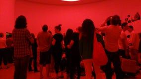 James Turrell's Aten Reign @ The Guggenheim 51 Stock Images
