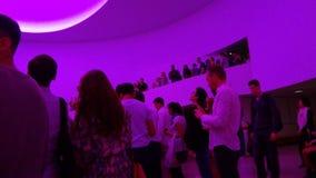 James Turrell's Aten Reign @ The Guggenheim 60 Stock Photos