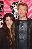 James Van Der Beek photos libres de droits