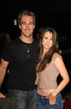 James Van Der Beek Stockbilder