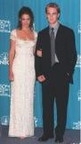James Van Der Beek, Katie Holmes Στοκ Εικόνα