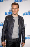James Van Der Beek. At the KIIS FM's Jingle Ball 2012 held at the Nokia Theatre LA Live in Los Angeles on December 1, 2012 Stock Photo