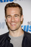 James Van Der Beek. At the KIIS FM's Jingle Ball 2012 held at the Nokia Theatre LA Live in Los Angeles on December 1, 2012 Stock Images