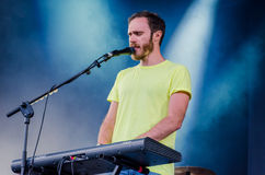 James Vincent McMorrow Fotografia Stock