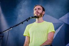 James Vincent McMorrow Royalty-vrije Stock Afbeeldingen