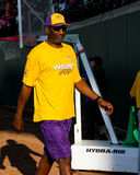 James Worthy Los Angeles Lakers utmärkt Arkivfoto