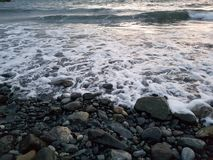 James zatoką Victoria bc Fotografia Royalty Free