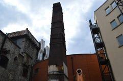 Jameson Distillery à Dublin photographie stock libre de droits