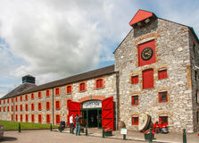 Jameson Heritage Centre in Midleton Co sughero Fotografia Stock Libera da Diritti