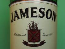 Jameson Irish Whiskey fotos de stock