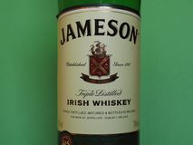 Jameson Irish Whiskey foto de stock