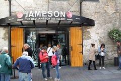 Jameson whiskey distillery ireland Royalty Free Stock Images