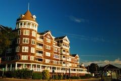 Jamestown-Bucht-Eigentumswohnungen Stockbild