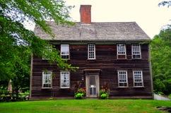 Jamestown, RI: Watson Farm 1796 Fotografía de archivo libre de regalías