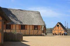 Jamestown, Virginia imagen de archivo libre de regalías