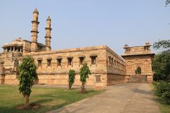 Jami Masjid, Champaner Imágenes de archivo libres de regalías