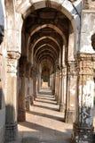 Jami Masjid,Champaner.Gujarat. Stock Photo